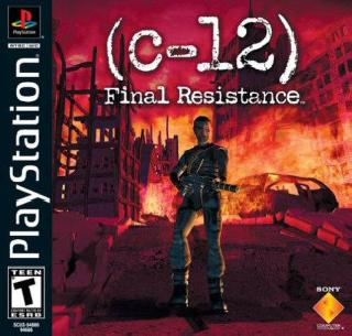 Screenshot Thumbnail / Media File 1 for C-12 - The Final Resistance [U]